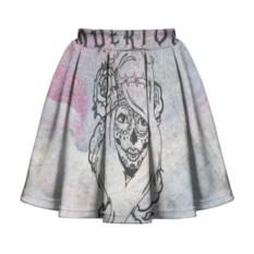 Детская юбка-солнце Muertos