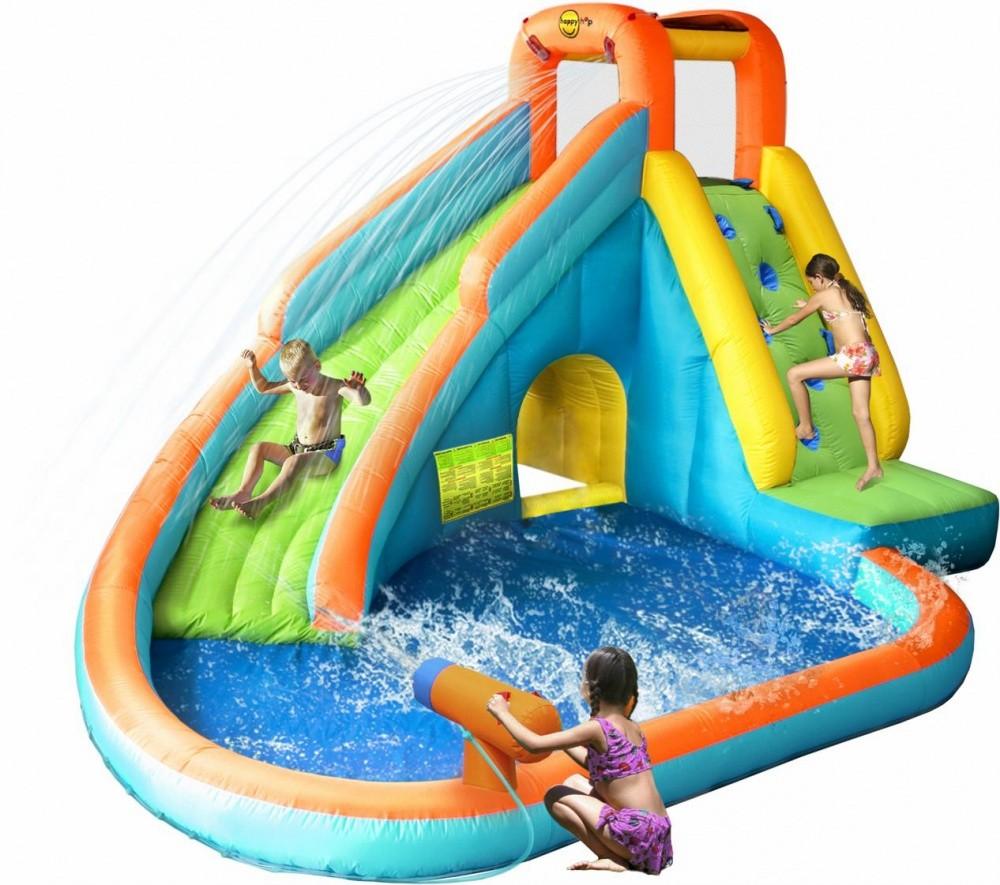 Детский надувной батут Водный