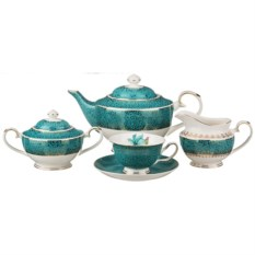 Чайный сервиз на 6 персон Scarabeus