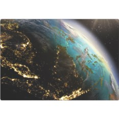 Обложка для паспорта Земля