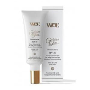 Солнцезащитный крем SPF 30 Golden Skin