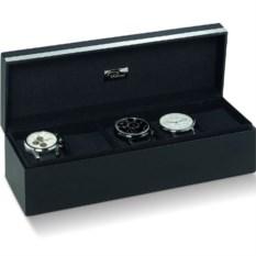 Классический футляр для пяти наручных часов Giorgio