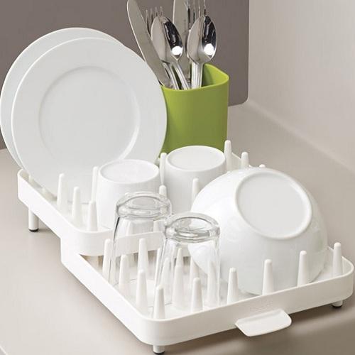 Сушка для посуды Connect™ белая