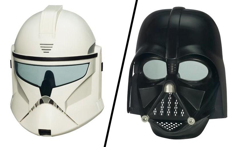 Шлем Star Wars