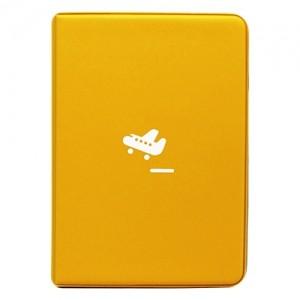 Обложка для паспорта Fly away Yellow