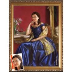 Красивый портрет для девушки