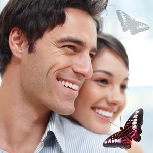 Парк бабочек для двоих