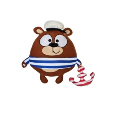 Мягкая игрушка Мишка-моряк