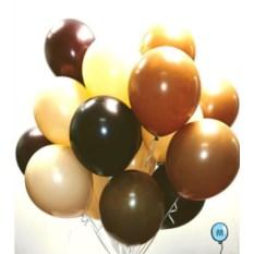Букет шаров Три шоколада