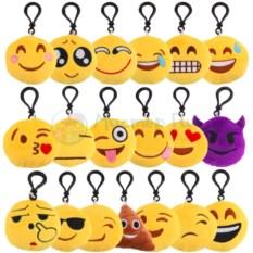 Брелок Смайлик (Emoji)