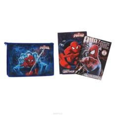 Набор школьных принадлежностей для труда Spider man