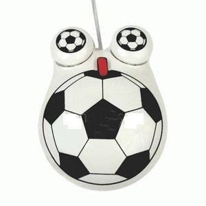 Мышь оптическая «Футбол»