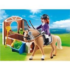 Конструктор Playmobil Лошадка для прогулок