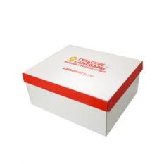 Подарочная коробка Тульские самовары