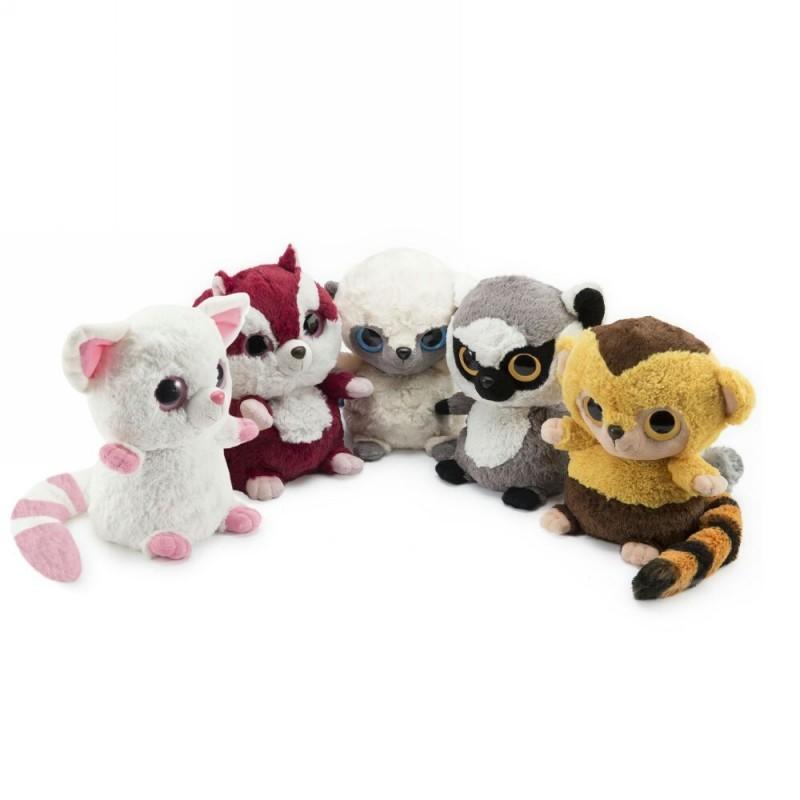 Игрушки-грелки Юху и его друзья