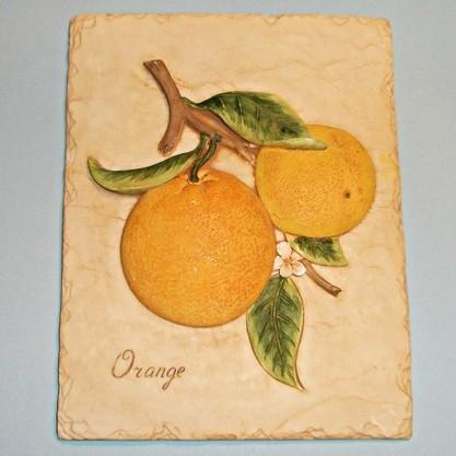 Панно «Апельсины»