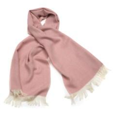 Розовый плед-шарф AM Paris Constance