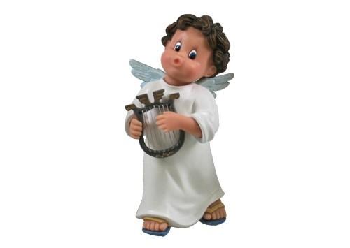 Статуэтка Ангел с арфой Creationes Nadal