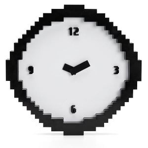 Часы Пиксели