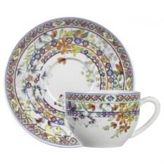 Большая чайная пара Gien Багатель