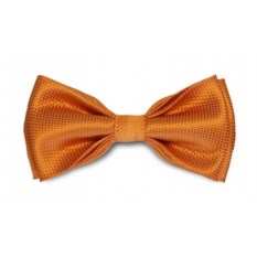Галстук-бабочка Djino ami (цвет — оранжевый)