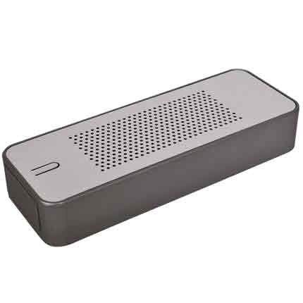 Зарядное устройство c bluetooth-стерео Music box 4400мА