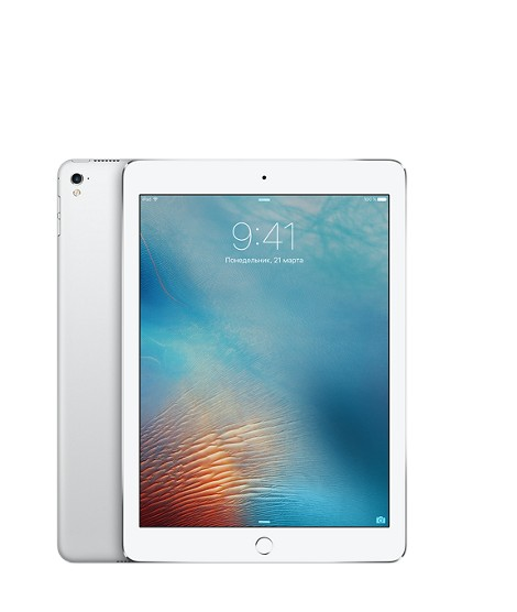 Apple iPad Pro 9,7'' 32GB Wi-Fi (цвет Белый/Silver)