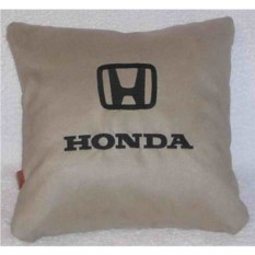 Бежевая подушка Honda