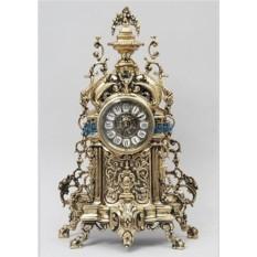 Часы из бронзы Мадрид, цвет золотой