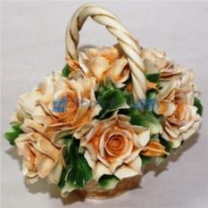Цветы из фарфора Симфония любви