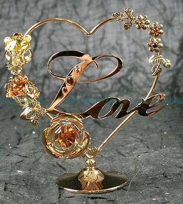 Фигурка Swarovski С любовью