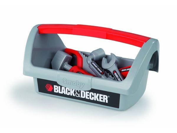 Игровой набор Ящик с инструментами Black&Decker от Smoby