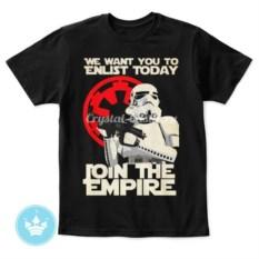Детская футболка Join the Empire