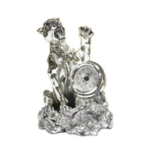 Посеребренные часы Brunel