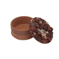 Шкатулка «Шоколадная»