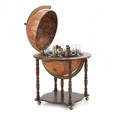 Глобус-бар Zoffoli, со столиком