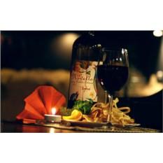Подарочный сертификат Романтическая дегустация вин