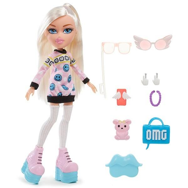 Игрушка кукла Bratz Хлоя. Любители селфи