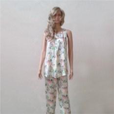 Элитная пижама из шелка Liberty от Rue Du Faubourg