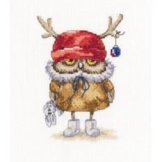 Набор для вышивания RTO Я сегодня новогодний