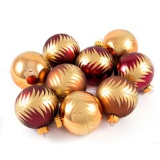 Новогодний набор шаров