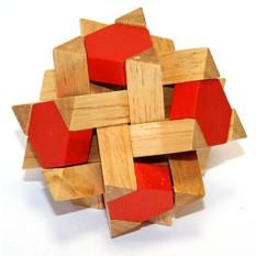 Деревянная головоломка Камета
