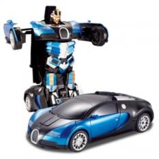 Радиоуправляемый робот-трансформер Savage