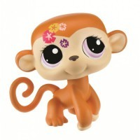 Набор Littlest Pet Shop «Обезьянка»