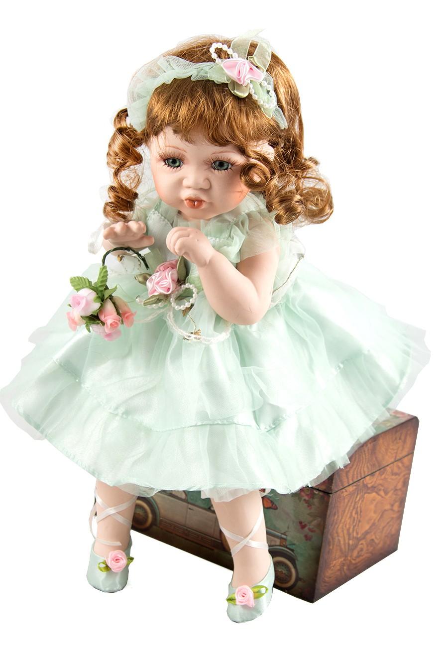 Коллекционная кукла Аленушка