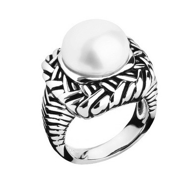 Кольцо из серебра «De'luna Luxe»