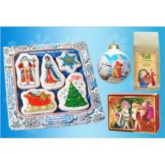 Большой набор с волшебным печеньем «Новогодняя сказка»
