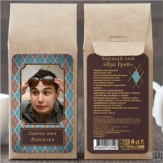 Чёрный чай Для успешных людей