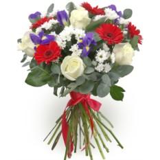 Букет цветов Улыбка
