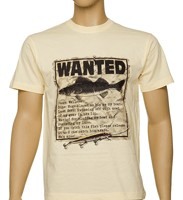 Футболка Wanted walleye